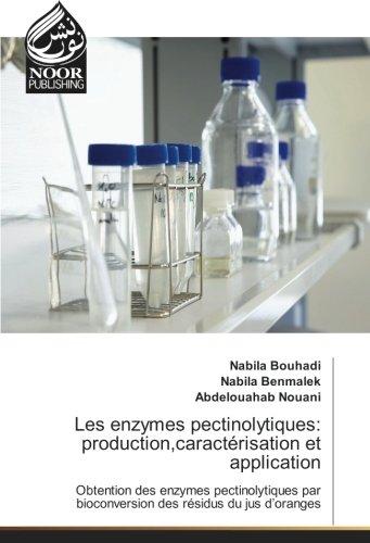 Les enzymes pectinolytiques: production,caractérisation et application: