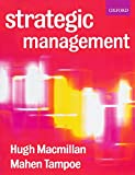 img - for Strategic Management: Process, Content, and Implementation by Macmillan Hugh Tampoe Mahen (2001-01-25) Paperback book / textbook / text book