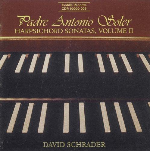Harpsichord Sonatas, Vol. 2