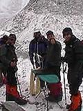 Extreme Ironing To Mount Everest