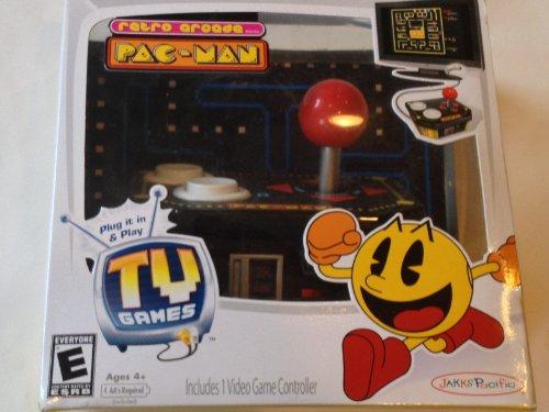 Pac-Man Retro Arcade Plug & Play Game