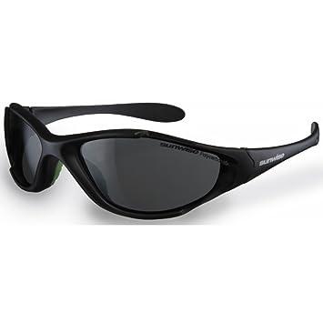 19094f54a95ec Sunwise Predator Sunglasses - Black  Amazon.co.uk  Sports   Outdoors