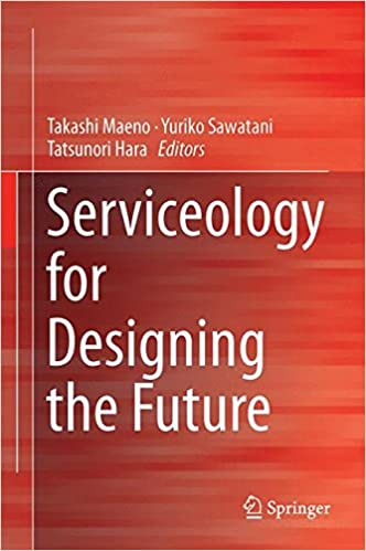 Image result for Serviceology for Designing the Future