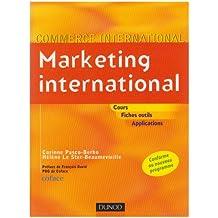 MARKETING INTERNATIONAL MANUEL