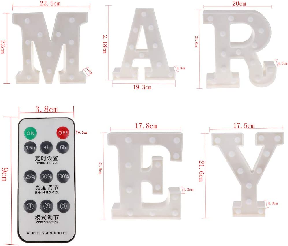 gaixample.org Proposal Sign Light Up Marry Me Sign with Warm White ...