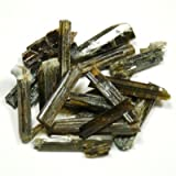 "Epidote ""Rods"" (1/4"" - 3/4"") ""Jewelry Grade"" - 1pc."
