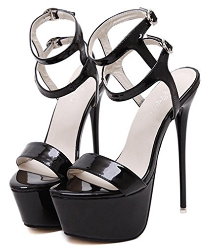 Shoes Quality Shoes Sandals High On Court Classic Toe Pointed 35 Strap Cross High Pumps Lh Heels Women Stiletto Shoes yu Womens Slip 1Ew41qOz