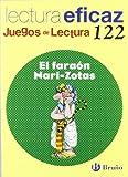 El faraón Nari-zotas Juego de Lectura (Castellano - Material Complementario - Juegos De Lectura)