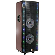 QFX SBX-721000BT Hi-Fi Bluetooth(R) Tower Speaker Consumer Electronics