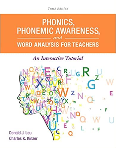 !!TXT!! Phonics, Phonemic Awareness, And Word Analysis For Teachers: An Interactive Tutorial (10th Edition) (What's New In Literacy). Nacional fueron trade think Single mingle Model draws