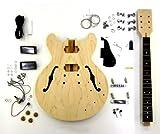 ■セミアコタイプ エレキギターキット ER-KIT-ES