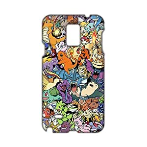 Angl 3D Cartoon Cute Pokemon Phone For Case Iphone 5/5S Cover
