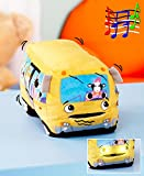 #9: Wheels On The Bus Singing Musical Plush - Lights Up And Dances As It Sings!