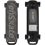 enSkate WoBoard Mini Electric Skateboard Longboard Smart Skateboard Remote Control 9 PLY Canadian Maple Wood and 1 Sand Paper Anti-Slip Samsung Battery Inside 4 Levels Speed 12.5 MPH Top Speed Black