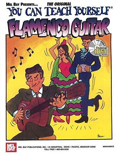Mel Bay You Can Teach Yourself Flamenco Guitar, Luigi Marraccini