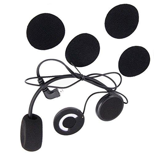 Buyee Bt Interphone Bluetooth Motorbike Motorcycle Helmet Inter Rhuths: Helmet Audio Intercom Pillion At Elf-jo.com