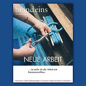 brand eins audio: Aktuelle Ausgabe Audiomagazin