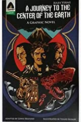 A Journey to the Center of the Earth: The Graphic Novel (Campfire Graphic Novels) Paperback