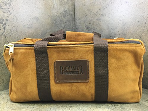 (Leather Pro Shooters Bag - Bagmaster Range Bag)