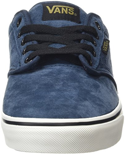 Vans Atwood, Zapatillas para Hombre Azul (MTE Flannel/Navy/Marshmallow)