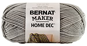 Bernat Maker Home Decor Yarn 8 8 Ounce Clay
