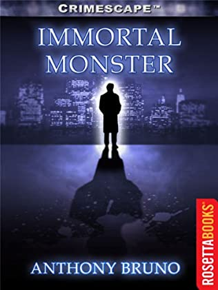book cover of Immortal Monster