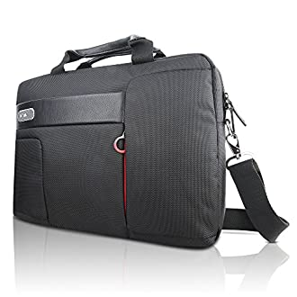"Lenovo 15.6"" Topload Laptop Carry Case by NAVA - Black (GX40M52027)"