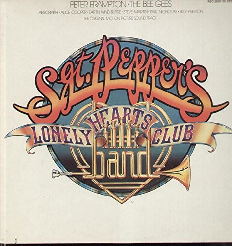 Sgt. Peppers Lonely Hearts Club Band (Soundtrack) [LP] (Sgt Peppers Lonely Hearts Club Band Vinyl)