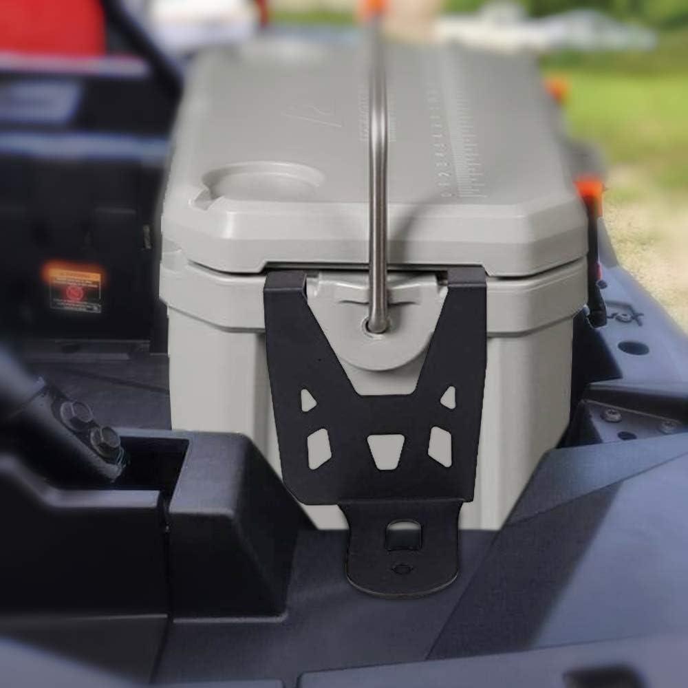 kemimoto RZR Cooler Mounting Brackets for Ozark 26 Coooler - Polaris RZR/XP/Turbo