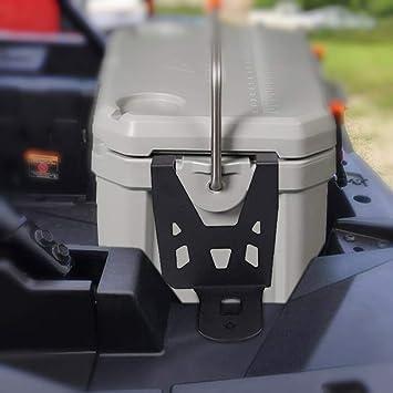 Polaris RZR//XP//Turbo//S kemimoto RZR Cooler Mounting Brackets for Ozark 26 Coooler