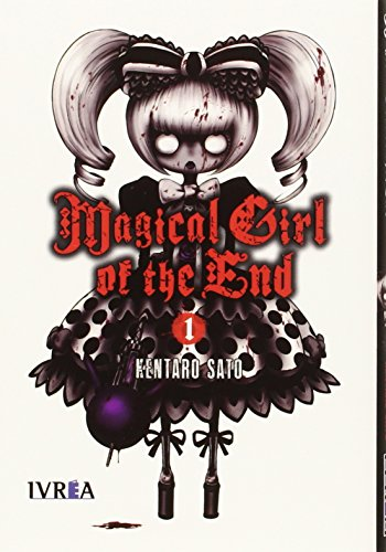 Descargar Libro Magical Girl Of The End 1 Kentaro Sato