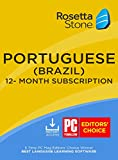 Rosetta Stone: Learn Portuguese for 12 months [Auto-recurring Subscription]