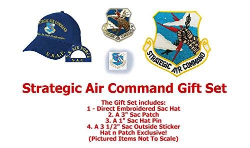 STRATEGIC AIR COMMAND SAC Gift Set - Veteran Owned Business