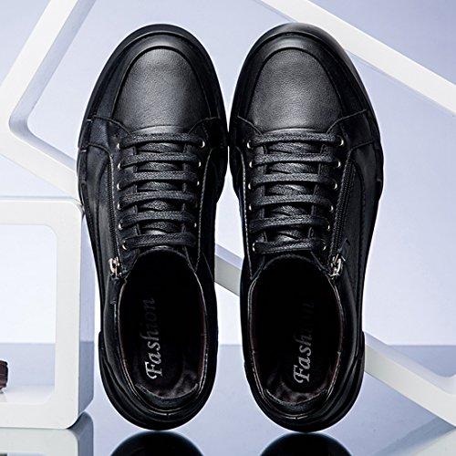 Nero 39 5 Minitoo Uomo Nero LH6939 Sneaker EU LHEU PwxxI7qSg