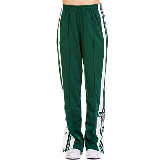 adidas Originals Women Sweat Pants Adibreak Green 36: Amazon ...