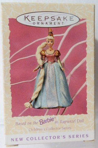 Buy Toy Story Furniture - Hallmark Keepsake Ornament – Barbie As Rapunzel Doll – First in Series 1997 (QEO8635)