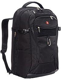 "SwissGear Travel Gear 1900 Travel Laptop Backpack 15"" - eBags Exclusive"