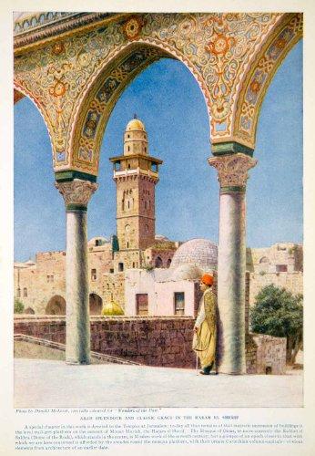 Jerusalem Mosque - 3