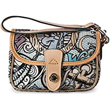Disney Dooney & Bourke Cruise Line Fantasy Snap Wristlet