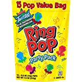 Ring Pops Individually Wrapped Bulk Variety Party