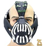 Bane Mask Costume Batman TDKR Full Adult Size - New V2 version Xcoser