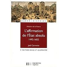 AFFIRMATION DE L'ÉTAT ABSOLU (L') 5ÈME ÉDITION 2006