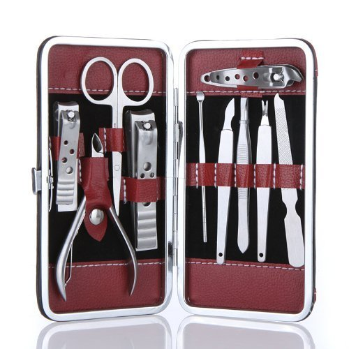 Goege Stainless Personal Manicure Pedicure