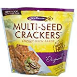 Multi-Seed Crackers Original 4.50 Ounces (Case of 12)