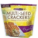 Multi-Seed Crackers Original 4.50 Ounces (Case of 12)