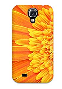 WSgjZVg638CSfxx Anti-scratch Case Cover JakeNC Protective Flowers S Case For Galaxy S4