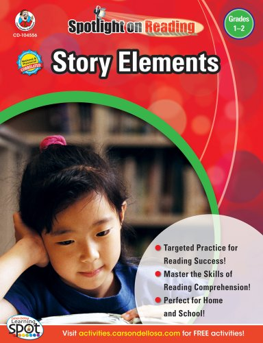 Story Elements, Grades 1 - 2 (Spotlight on ()