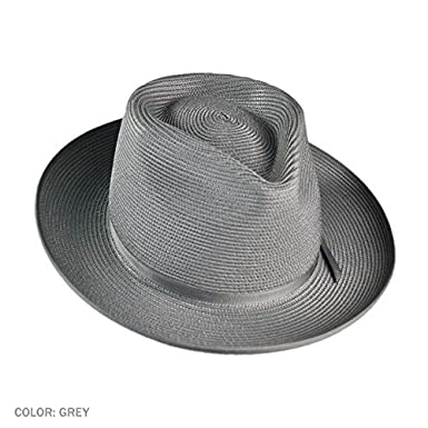 Stetson Men s Stratoliner Florentine Milan Straw Hat at Amazon Men s  Clothing store  7a5aa0ad827