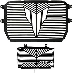 Stompgrip 55-14-0138B Tank Grip kit Icon Black for 17 Yamaha FZ-10 /& 17-19 MT-10