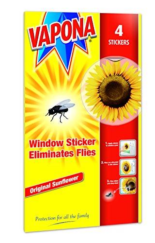 Vapona Window Stickers